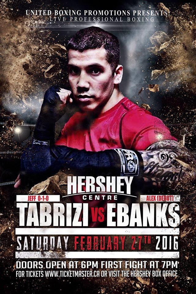 Jeff Tabrizi vs Ebanks