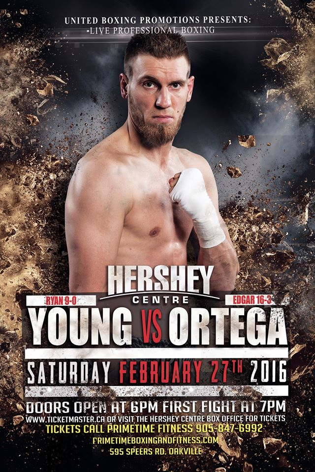 Ryan Young vs Ortega