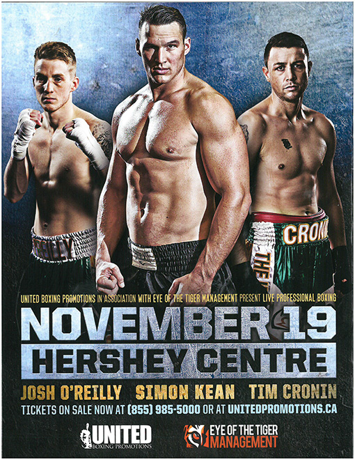 Fight Night November 19