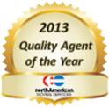 Quality Agent ot the Year 2013