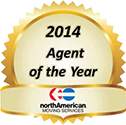 Agent of the Year 2014