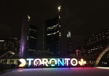 The Top Ten Events in Toronto This December