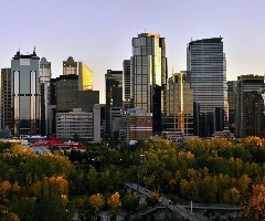 Moving to Calgary