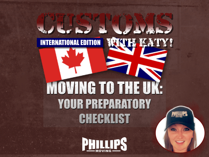 Moving to the UK: Your Preparatory Checklist