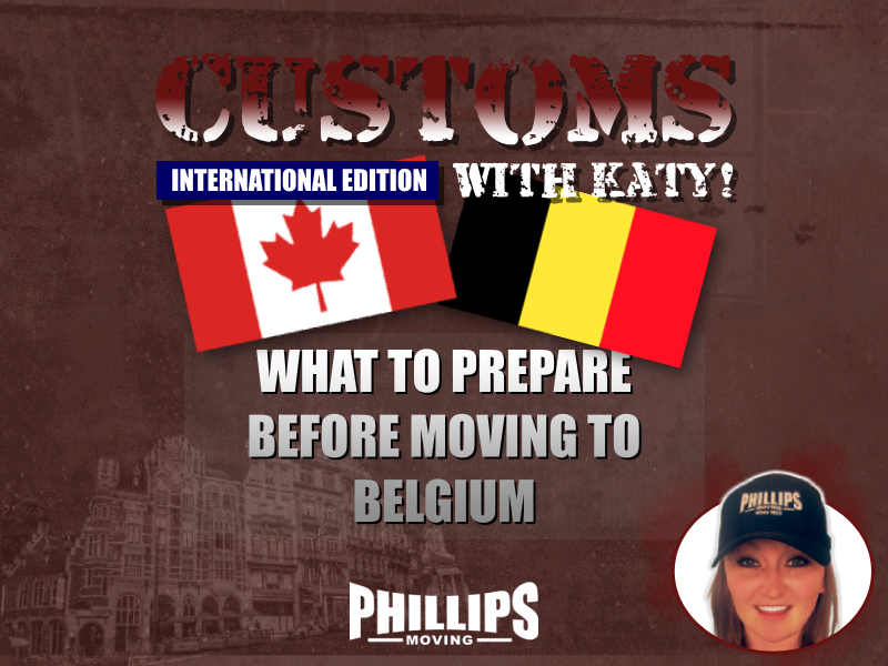 Moving to Belgium: What to Prepare