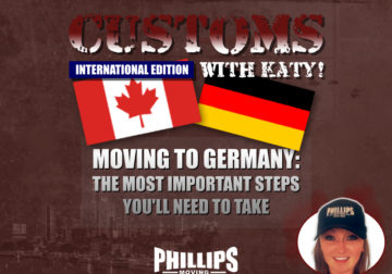 Moving to Germany: The Most Important Steps
