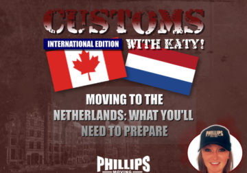 Moving to the Netherlands: What You'll Need to Prepare