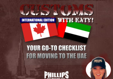 Moving to the UAE: Your Go-To Checklist