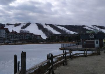 Blue Mountain: Get Your Rush on the Slopes!